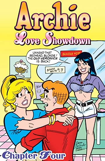 Archie: Love Showdown - Chapter 4