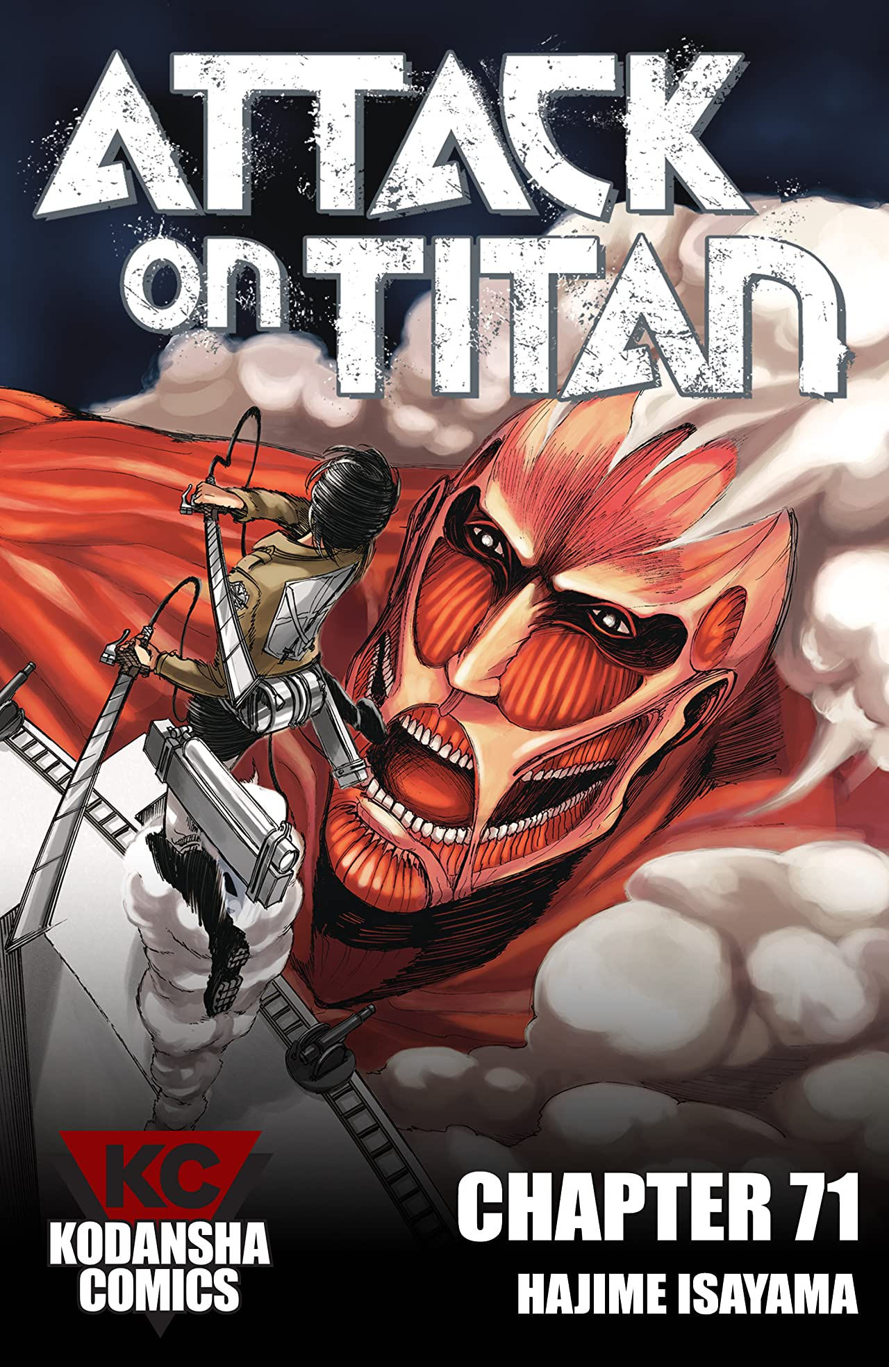 Attack on Titan #71