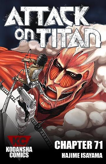 Attack on Titan #71