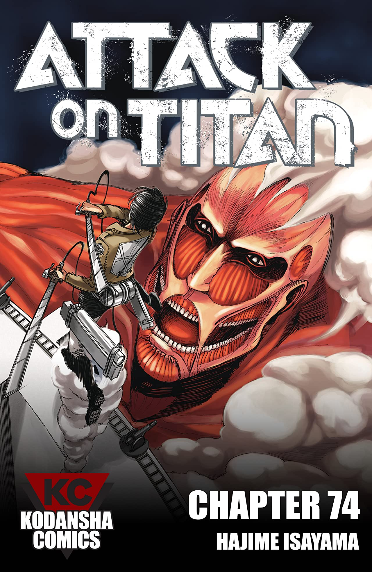 Attack on Titan #74