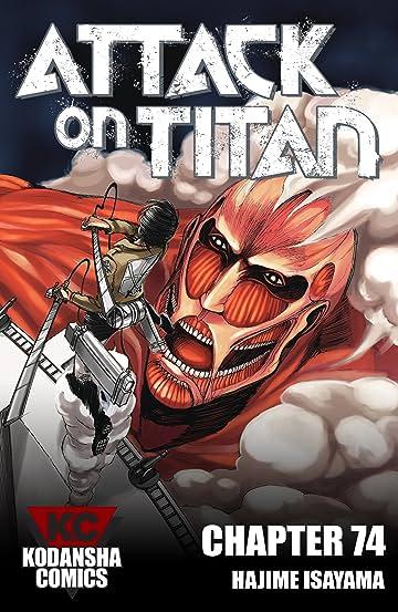 Attack on Titan #74