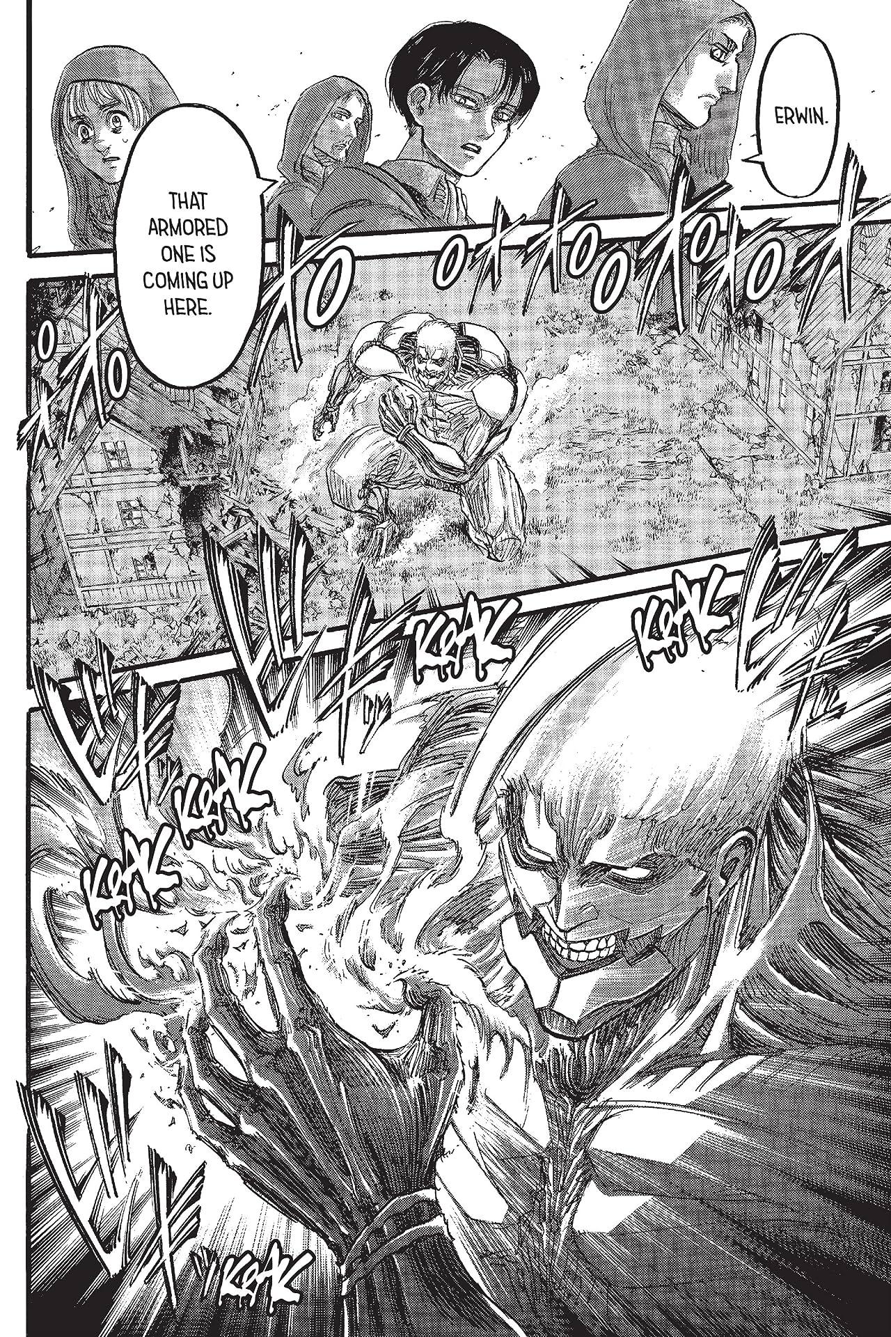 Attack on Titan #75