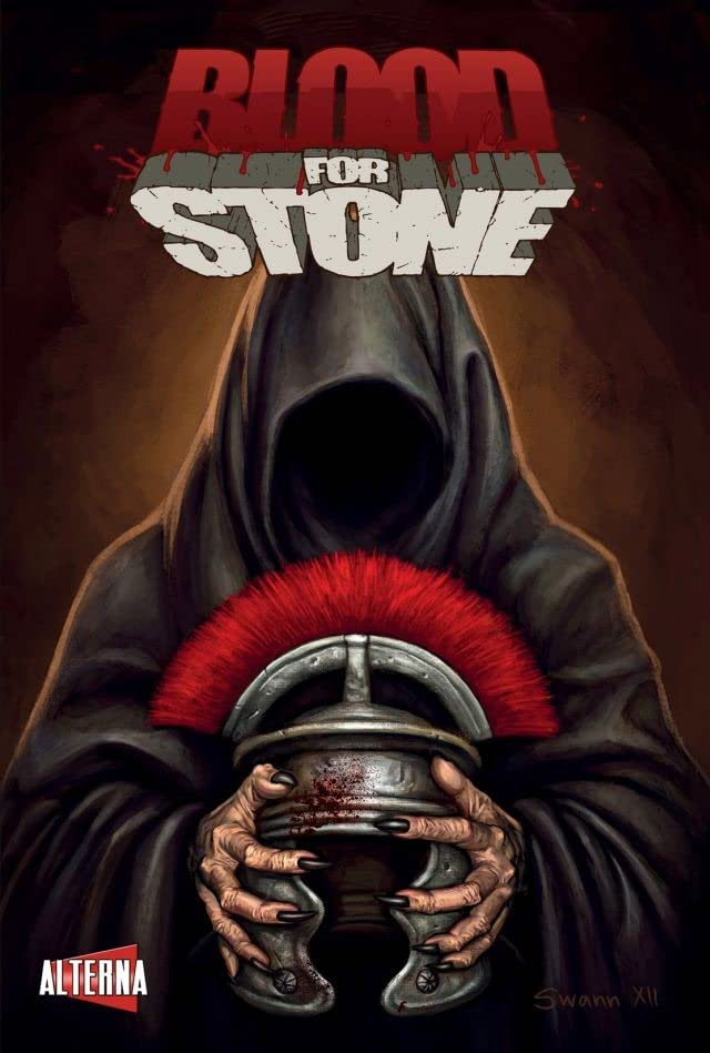 Blood For Stone: Preview