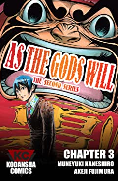 As The Gods Will: The Second Series #3