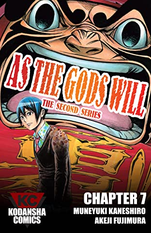 As The Gods Will: The Second Series #7