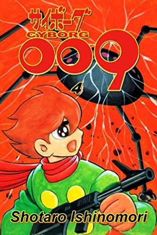 Cyborg 009 Tome 4: Preview