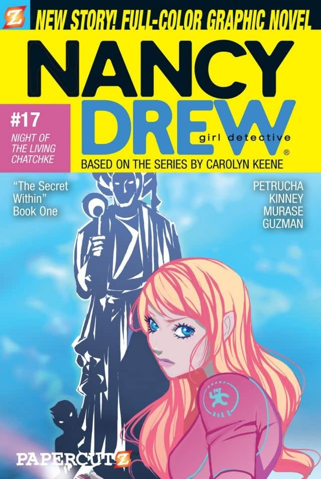 Nancy Drew Vol. 17: Night of the Living Chatchke Preview