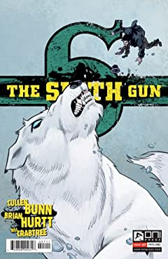 The Sixth Gun #27