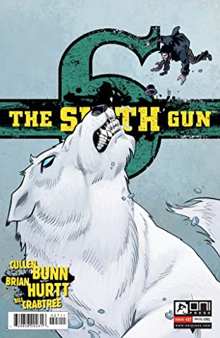 The Sixth Gun No.27