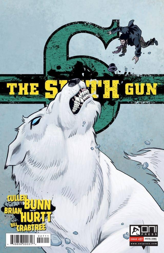 The Sixth Gun #27