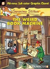 Geronimo Stilton Vol. 9: Weird Book Machine Preview
