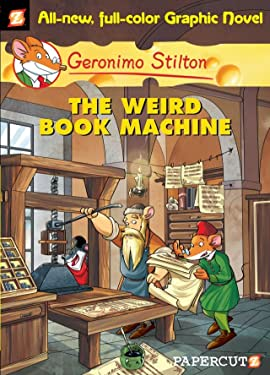 Geronimo Stilton Vol. 9: Weird Book Machine Preview