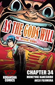 As The Gods Will: The Second Series #34