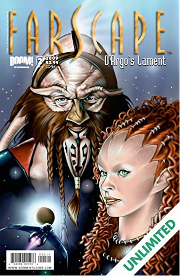 Farscape: D'Argo's Lament Vol. 1 #2 (of 4)