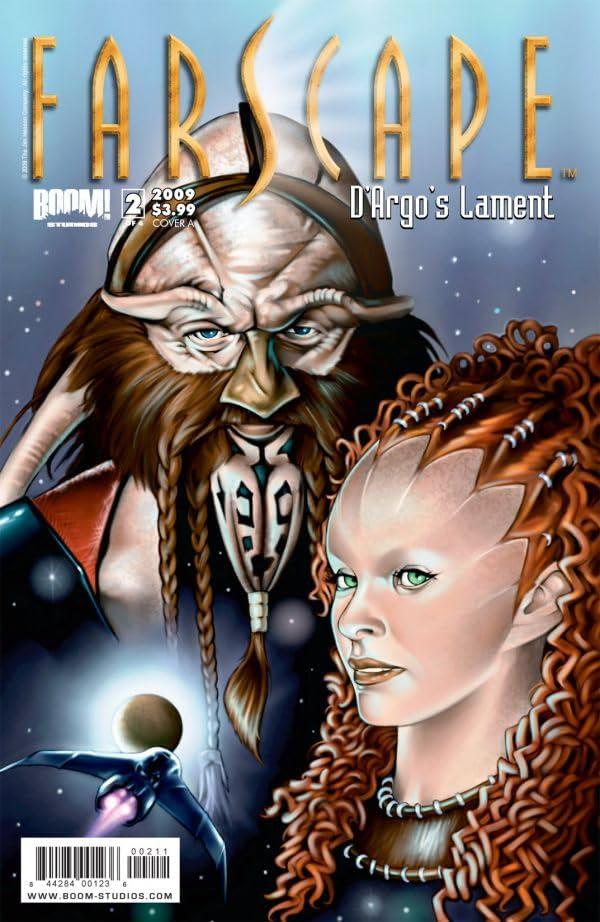 Farscape: D'Argo's Lament Vol. 1 #2 (of 4)