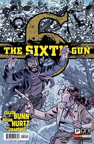 The Sixth Gun No.28