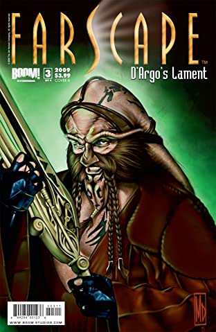 Farscape: Uncharted Tales Vol. 1: D'Argos Lament #3 (of 4)