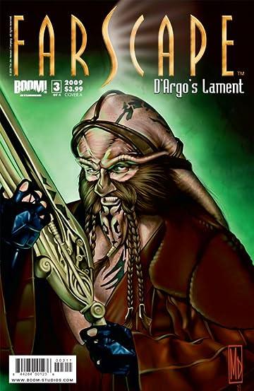 Farscape: D'Argo's Lament Vol. 1 #3 (of 4)