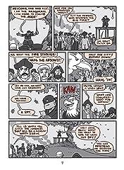 Nathan Hale's Hazardous Tales: One Dead Spy
