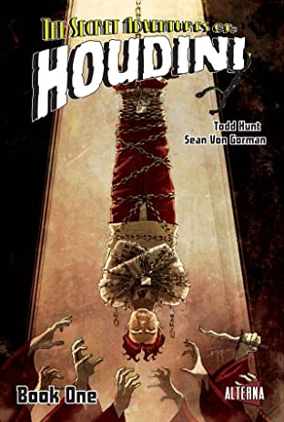 Secret Adventures of Houdini: Preview