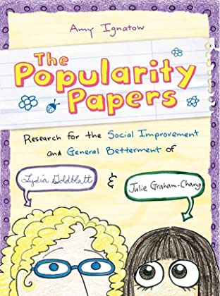 The Popularity Papers Vol. 1: Research for the Social Improvement and General Betterment of Lydia Goldblatt and Julie Graham-Chang