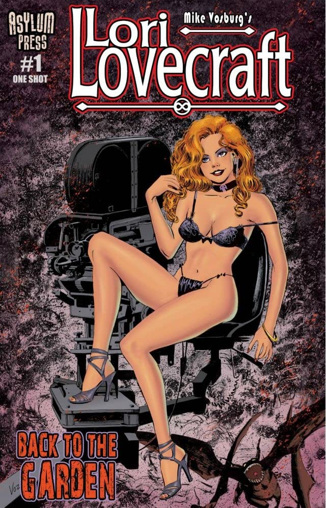Lori Lovecraft: Back to The Garden #1