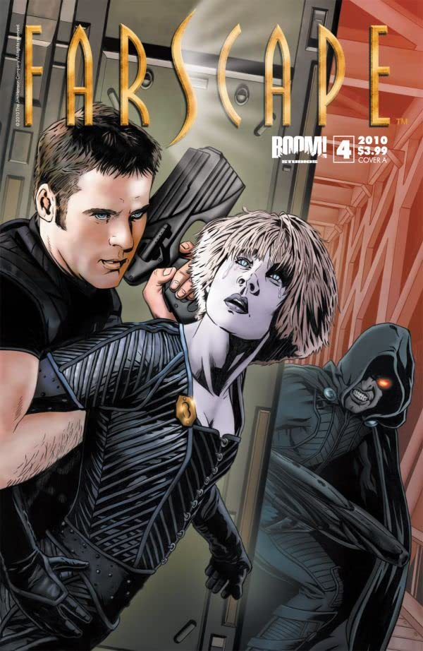 Farscape Vol. 4: Ongoing #4