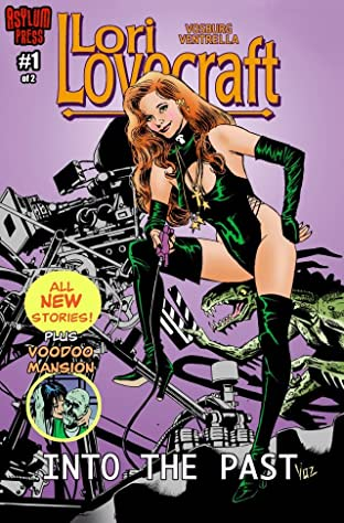 Lori Lovecraft: Into The Past #1 (of 2)
