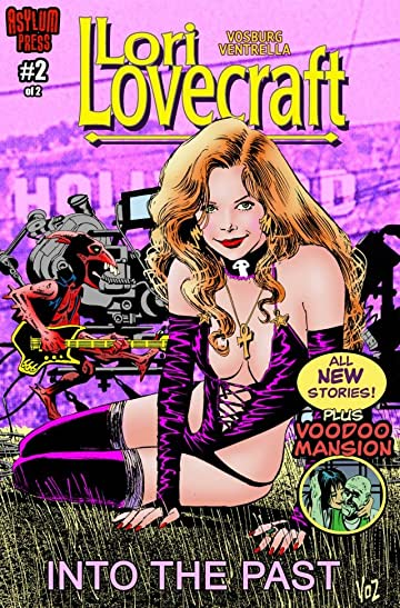 Lori Lovecraft: Into The Past #2 (of 2)
