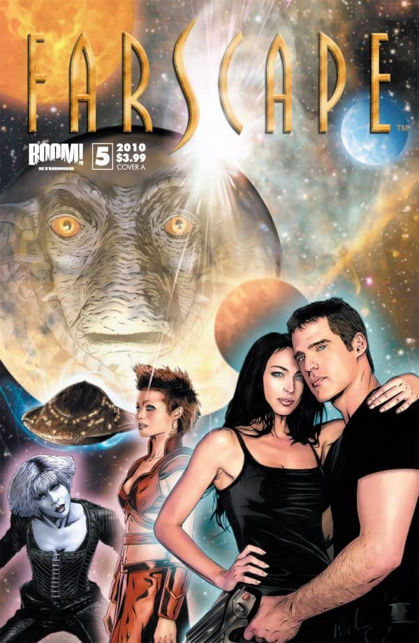Farscape Vol. 4: Ongoing #5
