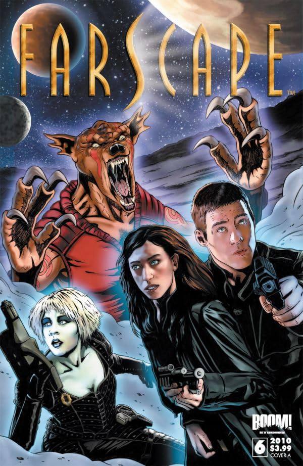 Farscape (2010-2012) #6