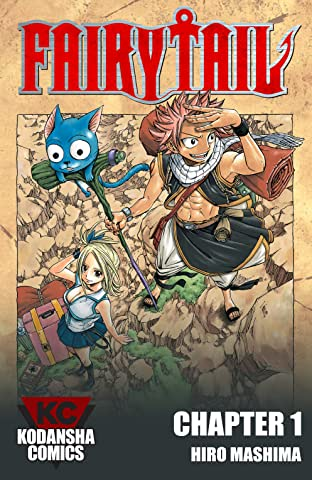 Fairy Tail No.1