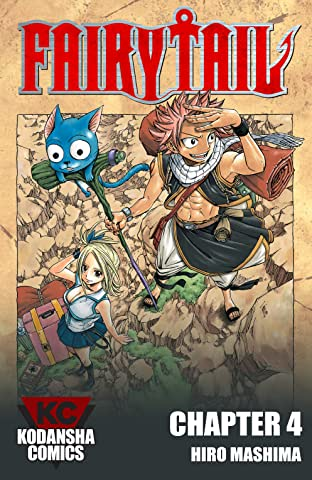 Fairy Tail No.4
