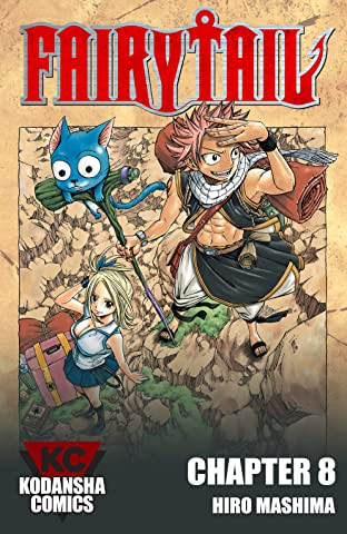 Fairy Tail No.8