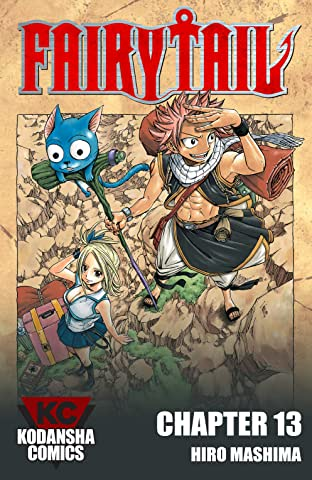 Fairy Tail No.13