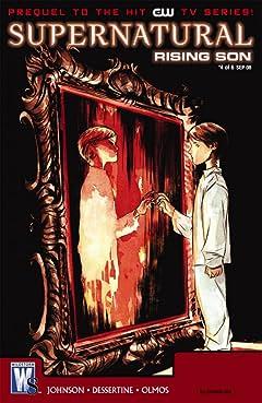 Supernatural: Rising Son #4 (of 6)