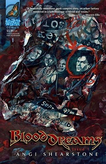 BloodDreams #1