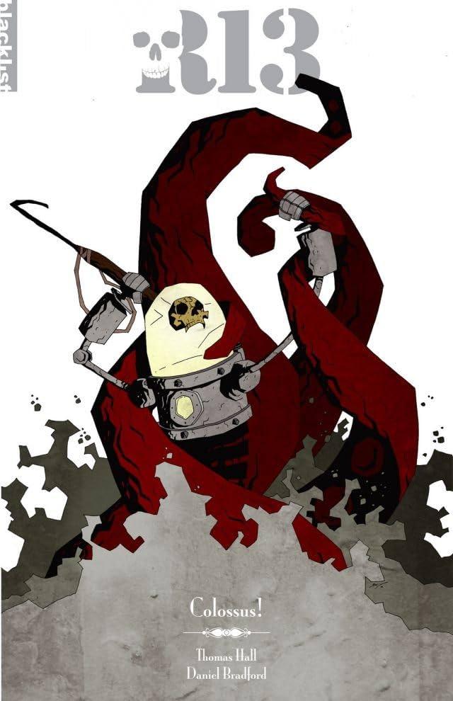 Robot 13 #1 (of 3)