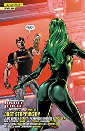 Justice League: Generation Lost #9