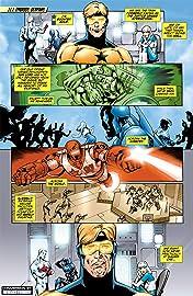 Justice League: Generation Lost #9