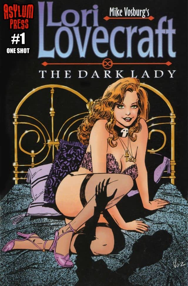 Lori Lovecraft: The Dark Lady #1