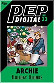 PEP Digital #33: Archie Holiday Hijinks