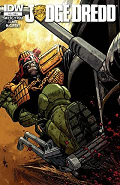 Judge Dredd No.2