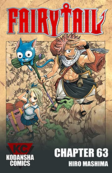 Fairy Tail #63