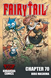 Fairy Tail #70