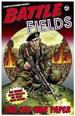 Garth Ennis' Battlefields No.3 (sur 6): The Green Fields Beyond - Part 3