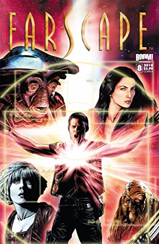 Farscape Vol. 4: Ongoing #8