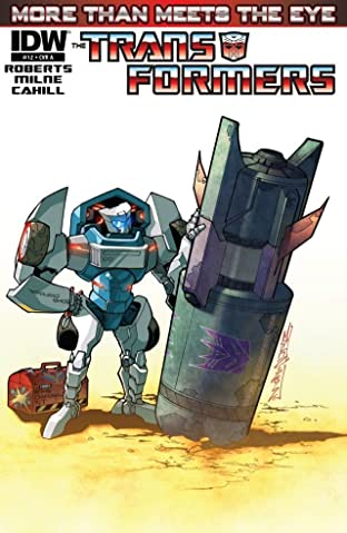 Transformers: More Than Meets the Eye (2011-2016) #12