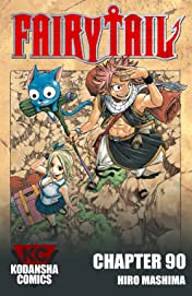 Fairy Tail #90