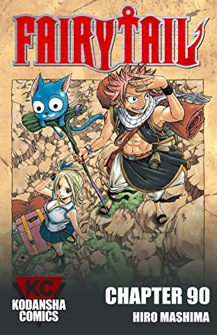 Fairy Tail #90